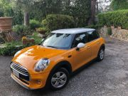 MINI COOPER, 5 doors, 2015. 20,000 kms. CD plates