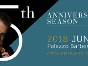 Rome International Chamber Music Festival 2018
