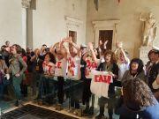 Rome city council votes to close women's shelter