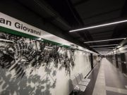 Rome's Metro C station at S. Giovanni to open on 12 May