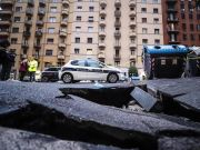Alarm raised over Rome sinkholes
