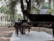 Villa Borghese Piano Day