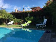 JUNE AND JULY IN SARDINIA VILLA.  STAY IN  DETACHED HAUSE IN EXCHANGE FOR 3 HOURS OF ENGLISH LESSON