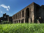 Rome's Palatine hill reopens walkway after 18 years