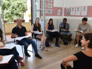 Italian language courses in Rome