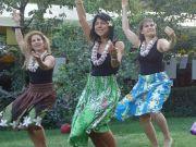 AUTHENTIC HAWAIIAN HULA DANCE IN ROME