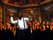 The Amazing Grace Gospel Choir in Rome