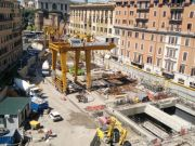 Rome's Metro C: 25 risk trial over alleged €320 million fraud