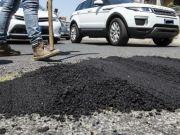 Prisoners to fix Rome's roads