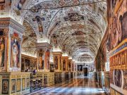 Vatican Museums night