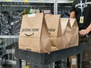 Amazon Prime Now offers online grocery shopping in Rome