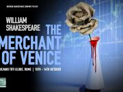 The Merchant of Venice in English at Rome's Globe