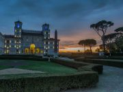Nuit Blanche at Rome's Villa Medici