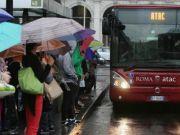 Public transport strike in Rome on 12 October