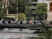 Rome schools close for second day over storm