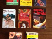 English books for sale (like new)
