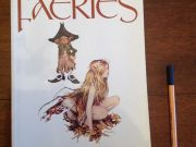Faeries art book (illustrated)
