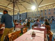 Settling in to Italian culture