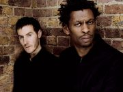 Massive Attack concert in Rome