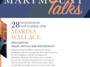 Marymount Talks