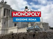 Rome's MAXXI hosts human-sized Monopoly game