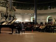 Live music at night in Rome's museums
