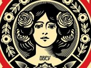 Shepard Fairey aka Obey: Make Art Not War