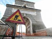 Rome's Ponte Milvio bridge closed for safety reasons
