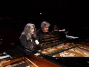 Martha Argerich & Friends at S. Cecilia in Rome