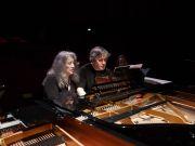 Martha Argerich & Friends at S. Cecilia in Rome