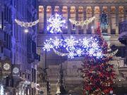 Celebrating Christmas in Rome