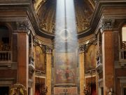 Christmas church services in English in Rome