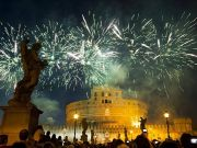 New Year fireworks ban in Rome