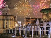 Celebrating New Year's Eve in Rome