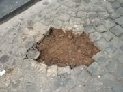 20 Holocaust memorial cobblestones stolen in Rome