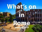 What to do in Rome in January 2019