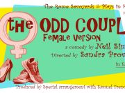 The Odd Couple: Female Version in Rome theatre