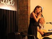 Acoustic soul duo at Teatro S. Genesio