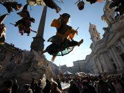 Rome celebrates La Befana