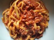 Wanted in Rome recipe: pasta al ragù alla bolognese
