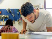 Art students design staff uniforms for Colosseum