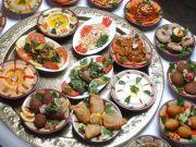 Egyptian fundraising dinner at Rome refugee centre