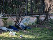 10th homeless man dies due to cold in Rome