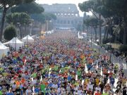 Rome Marathon to celebrate 25 years