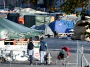 Rome evictions creating health emergency