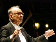 Ennio Morricone conducts six farewell concerts at Baths of Caracalla in Rome