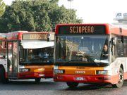 Rome public transport strike on 17 January