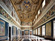 Visiting Italy's Quirinal Palace in Rome