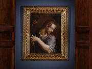 Long-lost Vasari painting on show in Rome