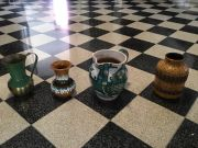 Vintage vases available